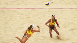 while playing their match with USA | Volleyball HD Wallpaper 117