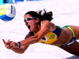 Volleyball Beach HD Wallpapers 1481