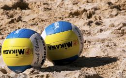 Volleyball Beach HD Wallpapers 1089
