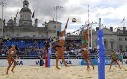 volleyball beach high definition wallpapers cool desktop widescreen 530