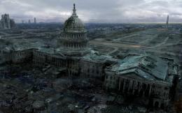 Post Apocalyptic Washington Dc Wallpaper 1280x800 999