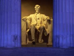 Lincoln Memorial, Washington DC 1380