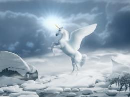 White Horse Wallpapers 1733
