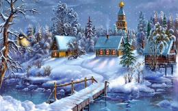Winter wallpaper free download 310