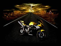 Yamaha Bike Wallpapers 589