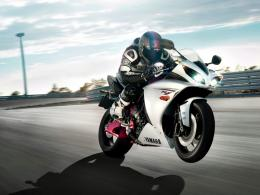Yamaha Motorbike Wallpaper 1766