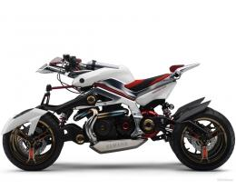 Yamaha Tesseract Concept 2 Yamaha Tesseract Concept Variant with 876