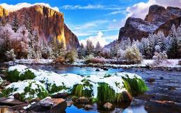 Yosemite HD Wallpaper 1238