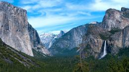 Yosemite Valley Yosemite National Park California Hd Wallpaper 1817