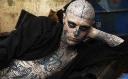 File Name : Zombie Boy Tattoo Wallpaper HD 1920×1200 210
