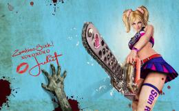 Juliet Cheerleader Zombie Hunter 661