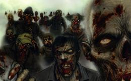 Zombie HD Wallpapers 1348