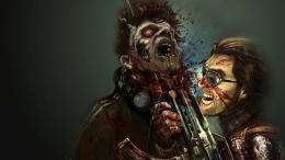Zombie Wallpapers #1 1209