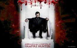 wallpaper abraham lincoln tersebut abraham lincoln vampire hunter 1909