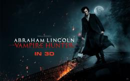 Abraham Lincoln Vampire Hunter hd Wallpaper 815