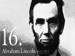 Abraham Lincoln Wallpapers 1543