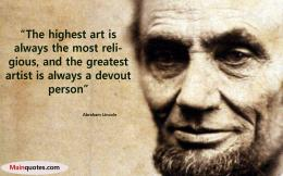 Abraham Lincoln Quotes HD Wallpaper 9 1639