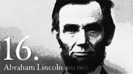 Abraham Lincoln Wallpapers 1540