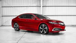 2014 Acura TLX Prototype Hd Car WallpaperHD 1872