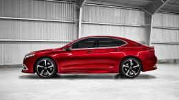 2014 Red Acura TLX Prototype Car Hd WallpaperHD 530