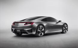 2013 Acura NSX Concept 3 Wallpaper | HD Car Wallpapers 1656
