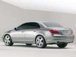 Acura RL Prototype Wallpapers | Car wallpapers HD 311