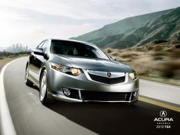 Acura TSX Wallpapers | Car wallpapers HD 1080