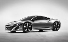 2013 Acura NSX Concept 2 Wallpaper | HD Car Wallpapers 1709