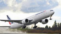Airfrance Airplane Takeoff HD Wallpaper 567