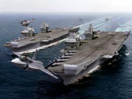 Aircraft Carrier Wallpaper 1023