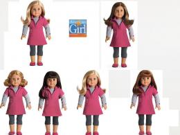 American Girl American Girls! 688