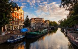 Amsterdam Wallpaper 829