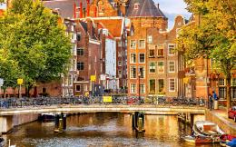 Amsterdam holland Wallpapers Pictures Photos Images 1030