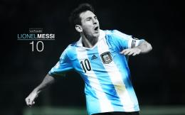 Captain Lionel Messi Argentina National Football Team jpg 1728