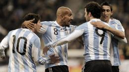 wallpaper » Sport pictures » Argentina Football Team wallpapers 1613