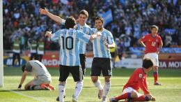 wallpaper » Sport pictures » Argentina Football Team wallpapers 1595