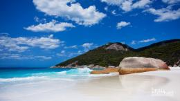Beach wallpapers Australian Beach Landscape wallpaper 1034