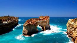 Beaches Australia Island Archway Port Campbell 631