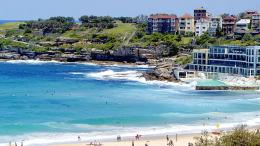 Bondi Beach Sydney Australia HD Wallpaper 177