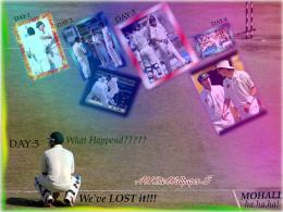 "Australian Cricket Team Wallpaper: Australia Vs India ""MOHALI 428"