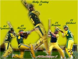 Australian Cricket Team Wallpaper: January 2011 1412