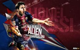 Category : Barcelona FC , BOLA net , La Liga , Player Wallpapers 1961