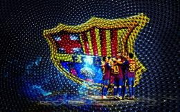 FC Barcelona Team Cool HD Wallpapers 2013 404