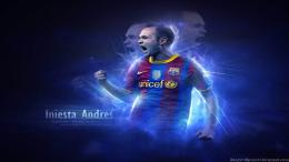 Andres Iniesta Barcelona Wallpapers HD Collection 563