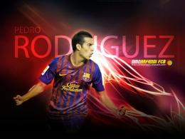 Pedro Rodriguez Fc Barcelona HD Wallpaper 1373