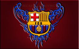 Sports wallpaper named Beautiful FC Barcelona Logo 2012 Wallpaper HD 565