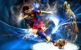 Lionel Messi Barcelona New HD Wallpaper 2013 2014 480