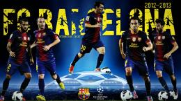 Barcelona Wallpaper 2013 835