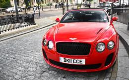 Best Wallpaper Name: Bentley Cars HD Wallpapers In Red Color 1429