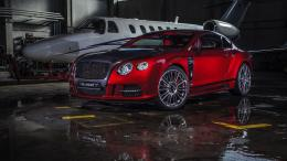 2013 Mansory Sanguis Bentley Continental GT 1562